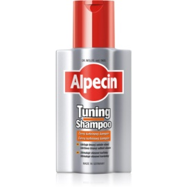 Alpecin Tuning Shampoo тонуючий шампунь для першої сивини  200 мл