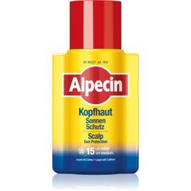Alpecin Scalp Protection émulsion protectrice pour cuir chevelu SPF15  100 ml