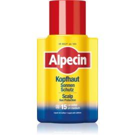 Alpecin Scalp Protection zaščitna emulzija za lasišče SPF 15  100 ml