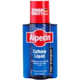 Alpecin Hair Energizer Caffeine Liquid Caffeine Tonic To Treat Losing Hair For Men  200 ml