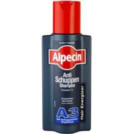 Alpecin Hair Energizer Aktiv Shampoo A3 aktivacijski šampon protiv peruti  250 ml