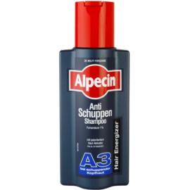 Alpecin Hair Energizer Aktiv Shampoo A3 champô ativador anti-caspa  250 ml