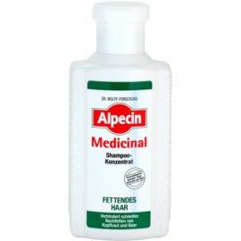Alpecin Medicinal концентрований шампунь для жирного волосся та шкіри голови  200 мл
