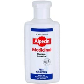 Alpecin Medicinal shampoing concentré anti-pelliculaire  200 ml