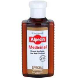 Alpecin Medicinal Special Tonic Against Hair Loss For Sensitive Scalp  200 ml