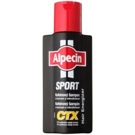 Alpecin Sport CTX champô de cafeína contra a queda de cabelo e energizante  250 ml