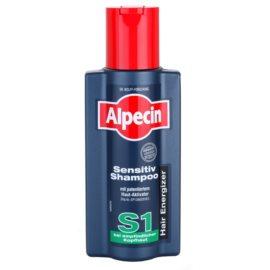 Alpecin Hair Energizer Sensitiv Shampoo S1 szampon aktywujący wzrost włosów do skóry wrażliwej  250 ml
