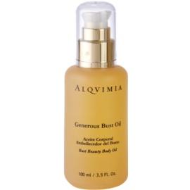 Alqvimia Decollete & Bust olej pre zväčšenie poprsia  100 ml