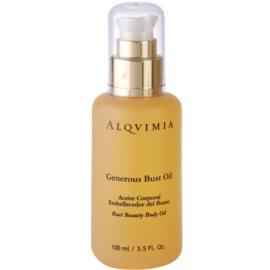 Alqvimia Decollete & Bust olje za povečanje prsi  100 ml