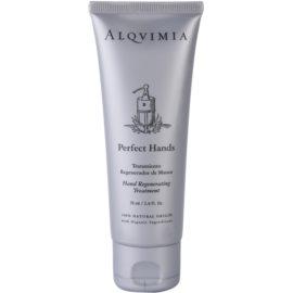 Alqvimia Hand & Nail Care regeneráló krém kézre és körmökre  75 ml