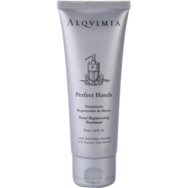 Alqvimia Hand & Nail Care регенериращ крем за ръце и нокти  75 мл.