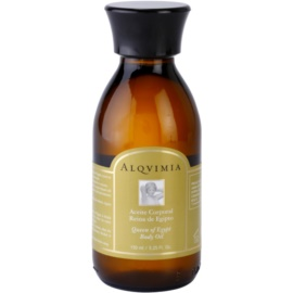 Alqvimia Queen Of Egypt tělový olej s protivráskovým účinkem  150 ml
