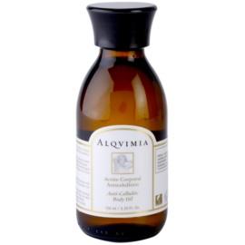 Alqvimia Silhouette tělový olej proti celulitidě  150 ml