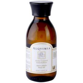 Alqvimia Silhouette Körperöl gegen Zellulitis  150 ml