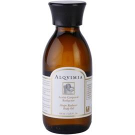 Alqvimia Silhouette tělový olej na odbourávání tuků  150 ml