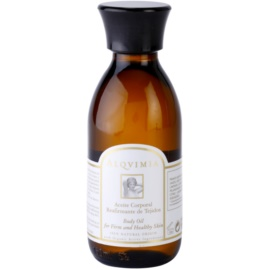 Alqvimia Silhouette festigendes Körperöl für junge und gesunde Haut  150 ml