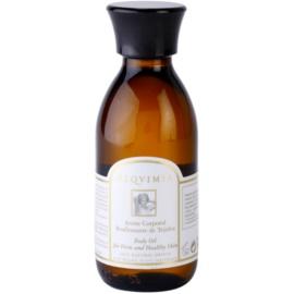 Alqvimia Silhouette spevňujúci telový olej pre zdravú a mladistvú pokožku  150 ml
