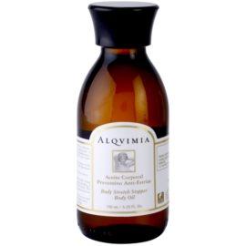 Alqvimia Silhouette tělový olej proti striím  150 ml
