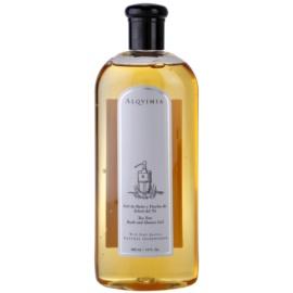 Alqvimia Vitality & Relaxing sprchový a koupelový gel  400 ml