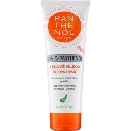 Altermed Panthenol Omega loção corporal para depois do sol com aloe vera   250 ml