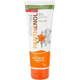 Altermed Panthenol After Sun Bodymilch mit Sanddorn  230 ml