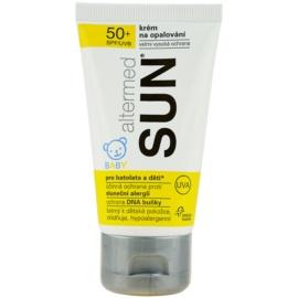 Altermed Sun Baby krema za sončenje za otroke SPF 50+  50 ml