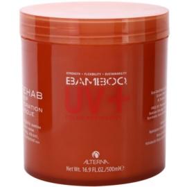 Alterna Bamboo Color Hold+ maseczka nawilżająca do włosów farbowanych  500 ml