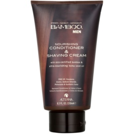 Alterna Bamboo Men condicionador nutritivo e creme de barbear  250 ml