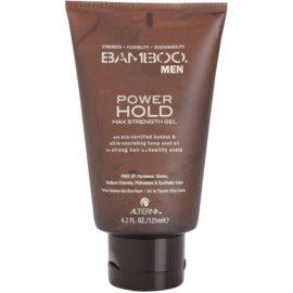 Alterna Bamboo Men gel na vlasy extra silné zpevnění  125 ml