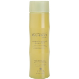 Alterna Bamboo Shine shampoing pour un éclat lumineux  250 ml