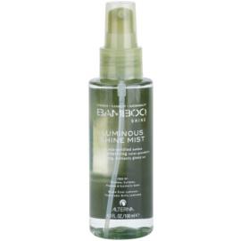 Alterna Bamboo Shine névoa para cabelo brilhante e macio  100 ml