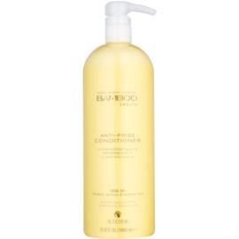 Alterna Bamboo Smooth après-shampoing anti-frisottis sans sulfates ni parabènes  1000 ml