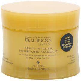 Alterna Bamboo Smooth masque traitement intense post traitement capillaire chimique  140 g