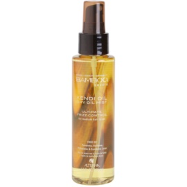Alterna Bamboo Smooth Dry Oil Mist to Treat Frizz 125 ml