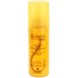 Alterna Bamboo Smooth spray sin aclarado para cabello ondulado  125 ml