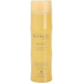 Alterna Bamboo Smooth shampoing anti-frisottis sans sulfates ni parabènes  250 ml