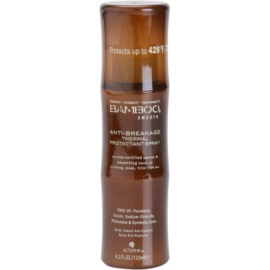 Alterna Bamboo Smooth Anti-Breakage Thermal Protectant Spray for Brittle and Stressed Hair 125 ml
