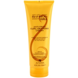 Alterna Bamboo Smooth crema pentru definire anti-electrizare  133 ml