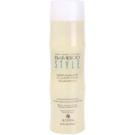Alterna Bamboo Style hloubkově čisticí šampon pro všechny typy vlasů  250 ml