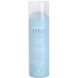 Alterna Bamboo Style laca de cabelo fixação ultraforte  250 ml