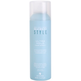 Alterna Bamboo Style laque cheveux fixation ultra forte  250 ml