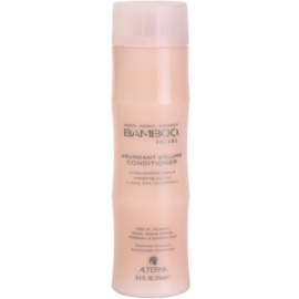 Alterna Bamboo Volume après-shampoing pour donner du volume sans silicones ni sulfates  250 ml