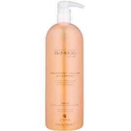 Alterna Bamboo Volume shampoing pour donner du volume  1000 ml