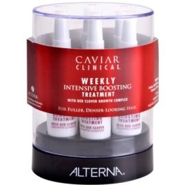 Alterna Caviar Clinical traitement intense de 7 jours pour cheveux fins ou clairsemés  6x6,7 ml
