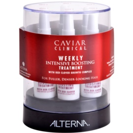 Alterna Caviar Clinical intenzivna tedenska nega za tanke ali redke lase  6x6,7 ml