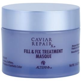 Alterna Caviar Repair máscara profundamente regeneradora para cabelo  39 g