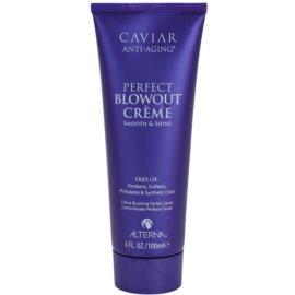 Alterna Caviar Style uhlazující krém pro tepelnou úpravu vlasů  100 ml