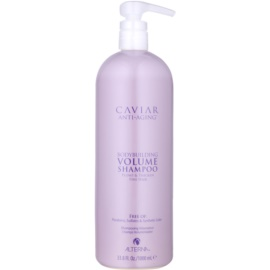 Alterna Caviar Volume Caviar Shampoo For Abundant Volume Sulfate and Paraben Free  1000 ml