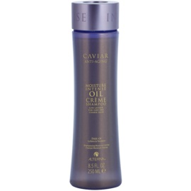 Alterna Caviar Moisture Intense Oil Creme shampoing pour cheveux très secs  250 ml