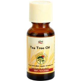 Alva Skin Care Essence Teebaumöl  20 ml